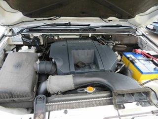 2003 Mitsubishi Pajero NP Exceed LWB (4x4) Silver 5 Speed Auto Sports Mode Wagon
