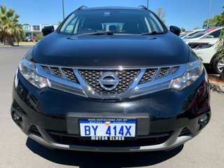 2014 Nissan Murano Z51 Series 4 MY14 TI Black 6 Speed Constant Variable Wagon