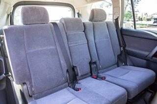 2010 Toyota Landcruiser Prado KDJ150R GXL Blue 5 Speed Sports Automatic Wagon