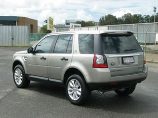 2012 Land Rover Freelander 2 LF MY12 XS (4x4) Silver 6 Speed Automatic Wagon