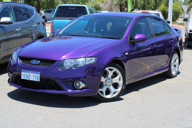Used Ford Falcon FG XR6 Limited Edition Midland, 2011 Ford Falcon FG XR6 Limited Edition Purple 6 Speed Sports Automatic Sedan