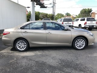 2015 Toyota Camry ASV50R Atara SL Brown 6 Speed Sports Automatic Sedan.