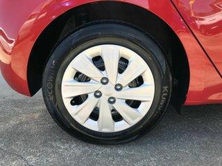 2019 Kia Rio YB MY20 S Red 4 Speed Sports Automatic Hatchback