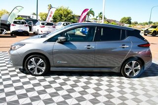 2020 Nissan Leaf ZE1 Gun Metallic 1 Speed Reduction Gear Hatchback