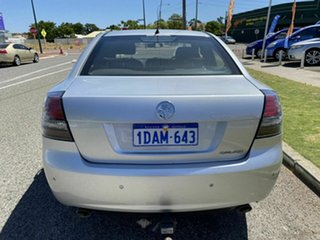 2008 Holden Calais VE MY08 Silver 5 Speed Automatic Sedan.