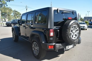 2016 Jeep Wrangler JK MY2016 Unlimited Rubicon Black 5 Speed Automatic Softtop