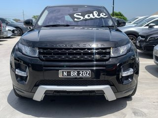 2014 Land Rover Range Rover Evoque L538 MY14 Dynamic Black 9 Speed Sports Automatic Wagon