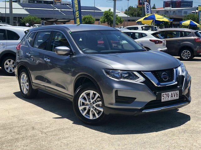 Used Nissan X-Trail T32 Series II ST X-tronic 2WD Chermside, 2019 Nissan X-Trail T32 Series II ST X-tronic 2WD Grey 7 Speed Constant Variable Wagon