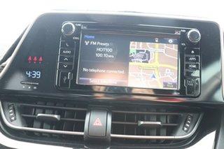 2019 Toyota C-HR NGX10R Koba S-CVT 2WD Crystal Pearl & Black Roof 7 Speed Automatic Wagon