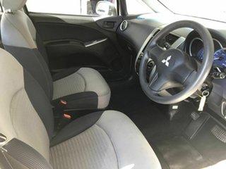 2005 Mitsubishi Colt RG LS Silver 1 Speed Constant Variable Hatchback
