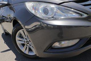 2011 Hyundai i45 YF MY11 Active Dark Grey Metallic/black 6 Speed Sports Automatic Sedan.