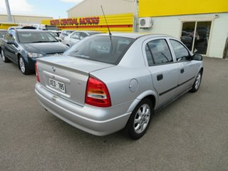 2004 Holden Astra TS Equipe Silver 4 Speed Automatic Hatchback