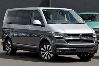 2020 Volkswagen Multivan T6.1 MY21 TDI340 SWB DSG Cruise Edition Silver 7 Speed.