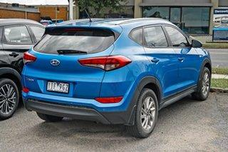 2016 Hyundai Tucson TLE Active 2WD Blue 6 Speed Sports Automatic Wagon.
