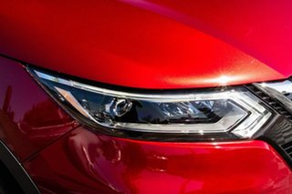 2019 Nissan Qashqai J11 Series 2 Ti X-tronic Magnetic Red 1 Speed Constant Variable Wagon