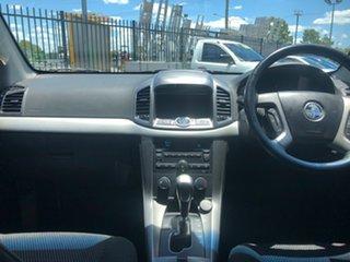 2011 Holden Captiva CG Series II 7 SX (FWD) Black 6 Speed Automatic Wagon