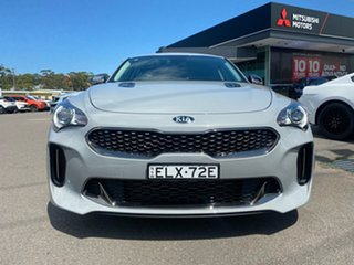 2017 Kia Stinger CK MY18 330Si Fastback Grey 8 Speed Sports Automatic Sedan.