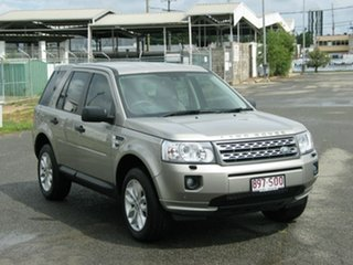 2012 Land Rover Freelander 2 LF MY12 XS (4x4) Silver 6 Speed Automatic Wagon.
