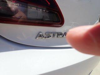 2015 Holden Astra PJ MY16 GTC Sport White Satin 6 Speed Manual Hatchback