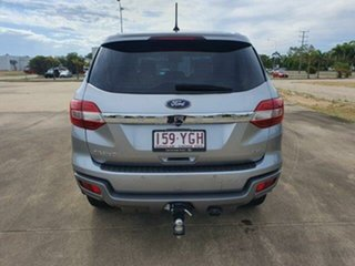 2018 Ford Everest UA II 2019.00MY Trend Aluminium 10 Speed Sports Automatic SUV