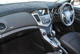 2013 Holden Cruze JH Series II MY13 CD White 6 Speed Sports Automatic Sedan
