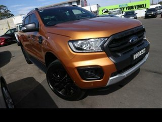 Ford RANGER 2019.75 DOUBLE PU WILDTRAK . 2.0L BIT 10 4X4.
