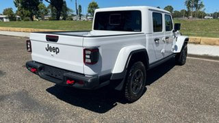 2020 Jeep Gladiator JT MY20 Rubicon Pick-up Bright White 8 Speed Automatic Utility