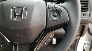 2020 Honda HR-V MY21 RS Phoenix Orange 1 Speed Automatic Hatchback