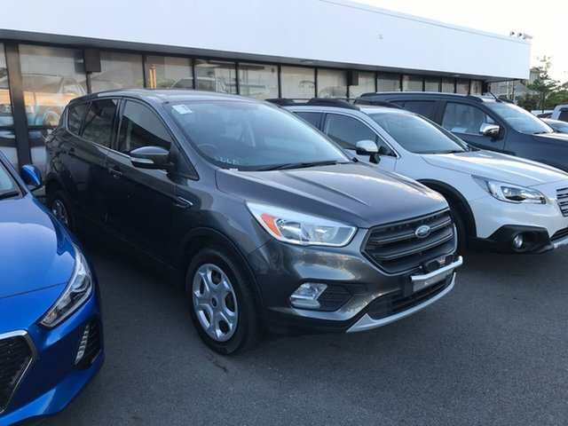 Used Ford Escape ZG Ambiente Mount Gravatt, 2016 Ford Escape ZG Ambiente Grey 6 Speed Sports Automatic SUV