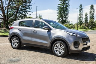 2016 Kia Sportage QL MY17 Si 2WD Steel Grey 6 Speed Sports Automatic Wagon.