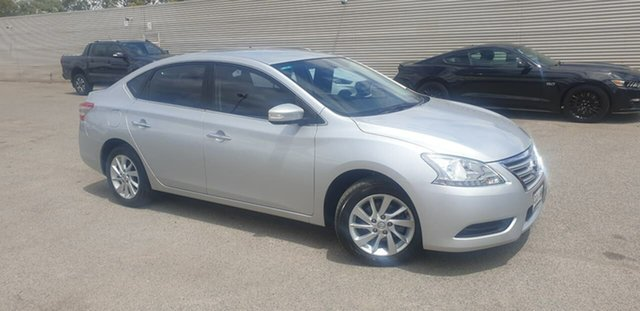 Used Nissan Pulsar B17 ST Elizabeth, 2013 Nissan Pulsar B17 ST Silver 1 Speed Constant Variable Sedan
