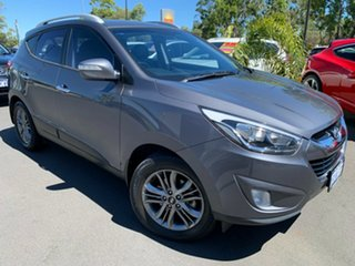 2014 Hyundai ix35 LM3 MY15 Elite Grey 6 Speed Sports Automatic Wagon.