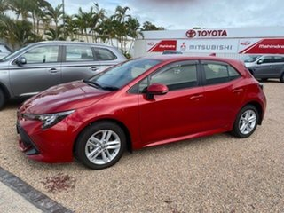 2020 Toyota Corolla Mzea12R Ascent Sport Red 10 Speed Constant Variable Hatchback