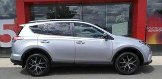 2017 Toyota RAV4 ALA49R GXL AWD Silver 6 Speed Sports Automatic Wagon.