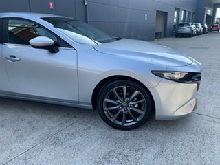 2020 Mazda 3 BP2H76 G20 SKYACTIV-MT Evolve Sonic Silver 6 Speed Manual Hatchback.