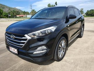 2017 Hyundai Tucson TL MY18 Active X 2WD Black 6 Speed Sports Automatic Wagon