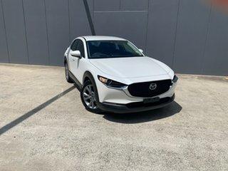 2020 Mazda CX-30 C30B G20 Evolve (FWD) Snowflake White 6 Speed Automatic Wagon.