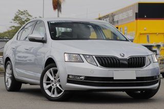 2019 Skoda Octavia NE MY19 110TSI Sedan DSG Brilliant Silver 7 Speed Sports Automatic Dual Clutch.