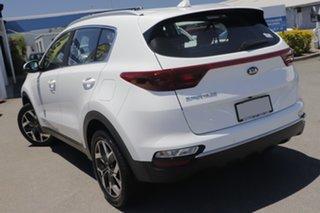 2019 Kia Sportage QL MY19 Si 2WD Premium Clear White 6 Speed Sports Automatic Wagon.