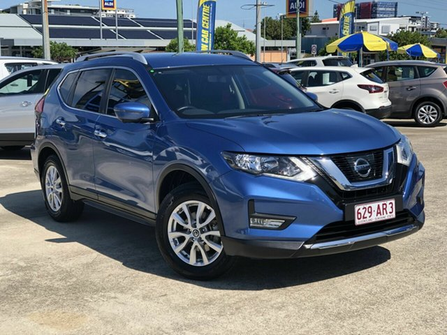 Used Nissan X-Trail T32 Series II ST-L X-tronic 2WD Chermside, 2019 Nissan X-Trail T32 Series II ST-L X-tronic 2WD Blue 7 Speed Constant Variable Wagon