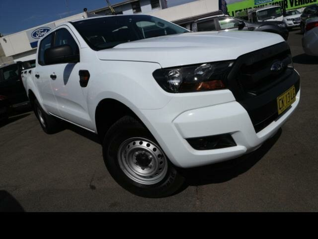 Used Ford Ranger Kingswood, Ford 2017 DOUBLE PU XL . 2.2D 6A 4X2 H