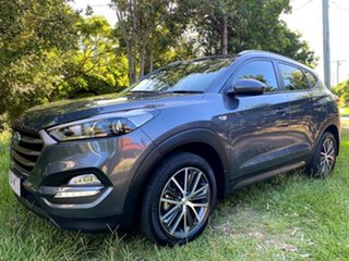 2015 Hyundai Tucson TL Active X 2WD Gray Pepper Z5g 6 Speed Manual Wagon.