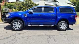 2014 Ford Ranger PX XLT 3.2 (4x4) 6 Speed Manual Dual Cab Utility