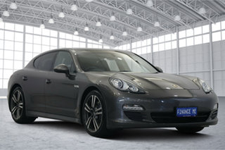 2012 Porsche Panamera 970 MY12 PDK Grey 7 Speed Sports Automatic Dual Clutch Sedan.