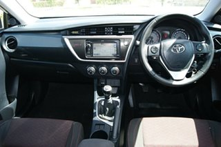 2013 Toyota Corolla ZRE182R Levin SX White 6 Speed Manual Hatchback