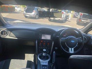 2014 Subaru BRZ Z1 MY14 White 6 Speed Manual Coupe
