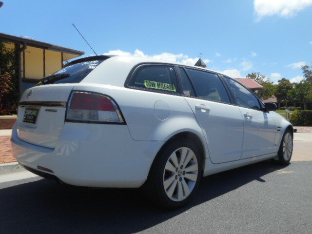Used Holden Commodore VE II SV6 Southport, 2010 Holden Commodore VE II SV6 6 Speed Automatic Sportswagon