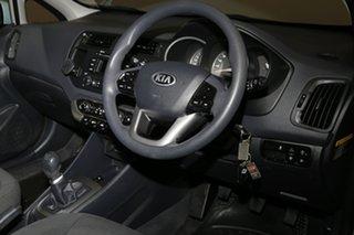 2014 Kia Rio UB MY14 S Brown 6 Speed Manual Hatchback