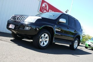 2009 Toyota Landcruiser Prado GRJ120R GXL 5 Speed Automatic Wagon
