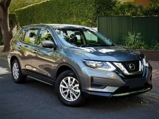 2020 Nissan X-Trail T32 Series II ST X-tronic 2WD Gun Metallic 7 Speed Constant Variable Wagon.